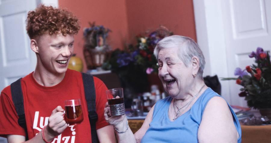 Wsparcie seniorów przezwolontariuszy Szlachetnej Paczki