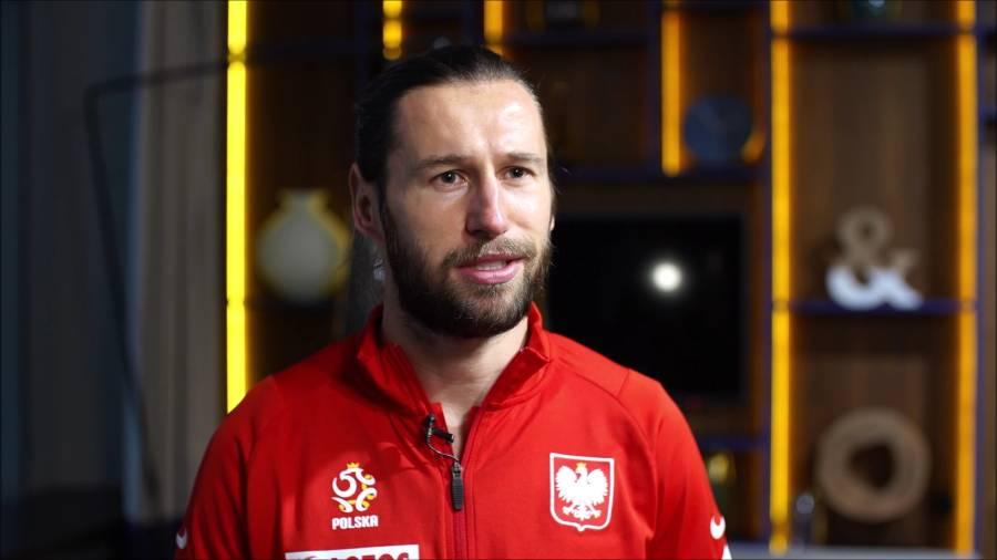 Grzegorz Krychowiak iSzlachetna Paczka